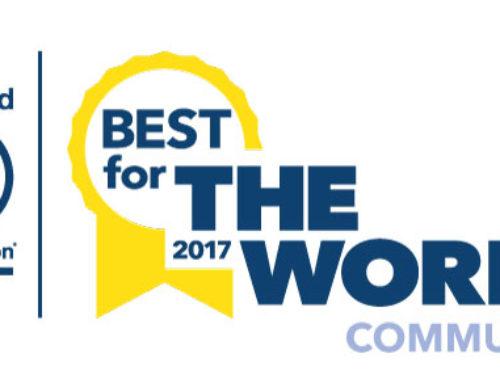 InspiraFarms receives global honour