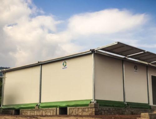 InspiraFarms delivers a multi-unit cold storage project in Rwanda