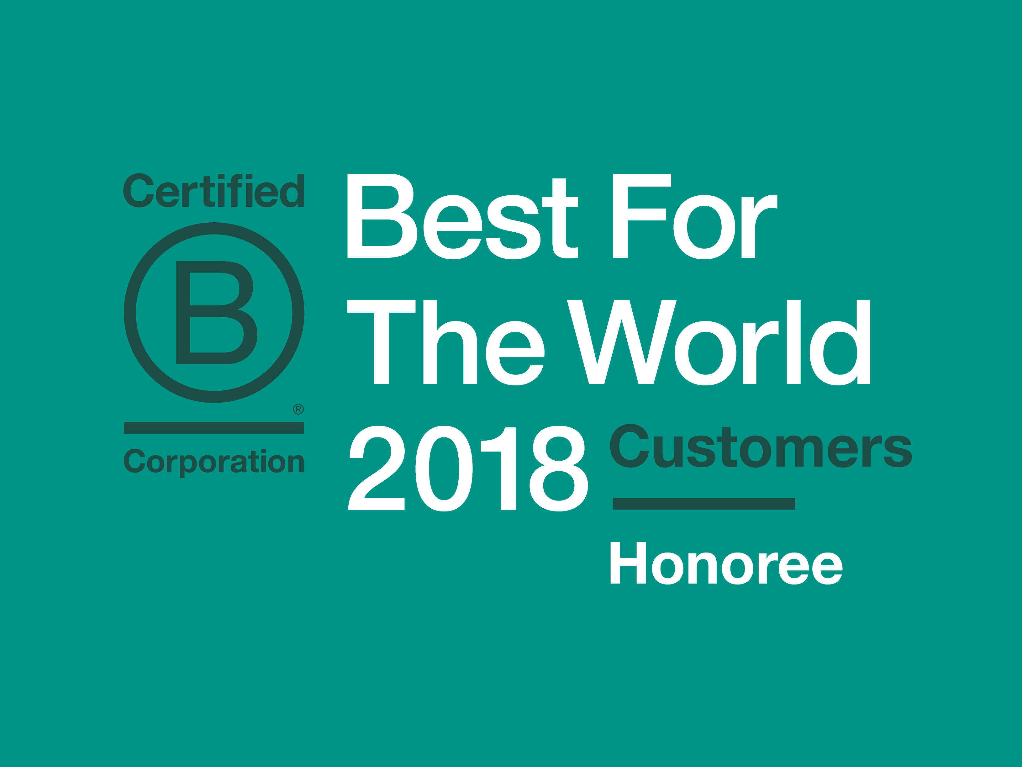 Inspirafarms honored by Bcorp as best for customers 2018