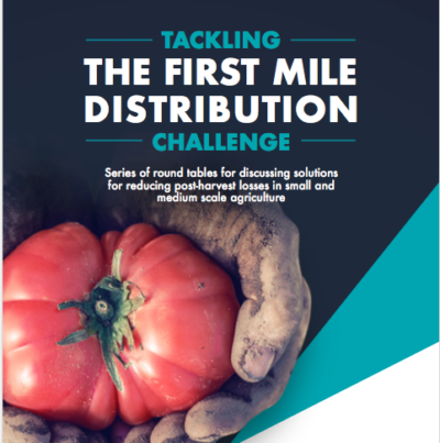 The first mile distribution challenge