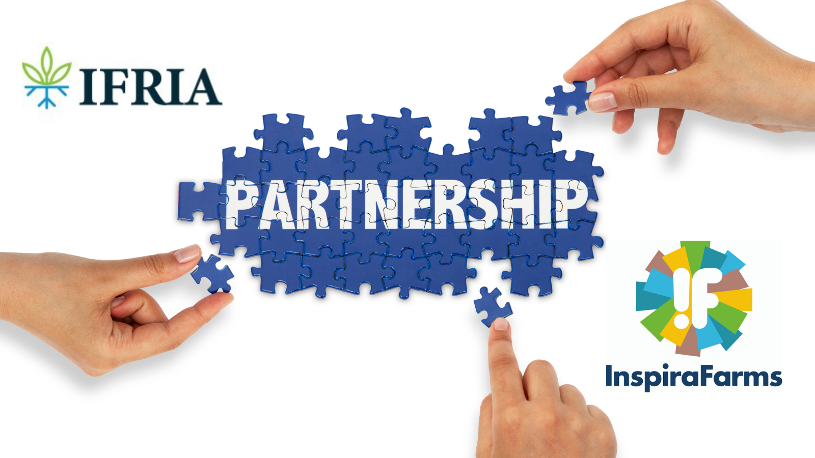 Ifria and InspiraFarms announce strategic partnership
