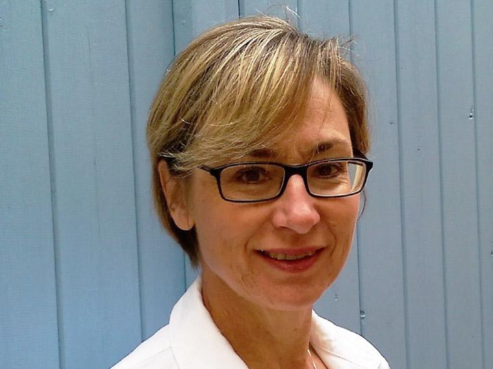 Dr. Deirdre Holcroft portrait